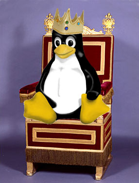 penguin-on-throne - zdroj: http://www.davidlouisedelman.com/images/penguin-on-throne.jpg