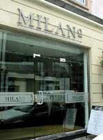 Ulice Milano