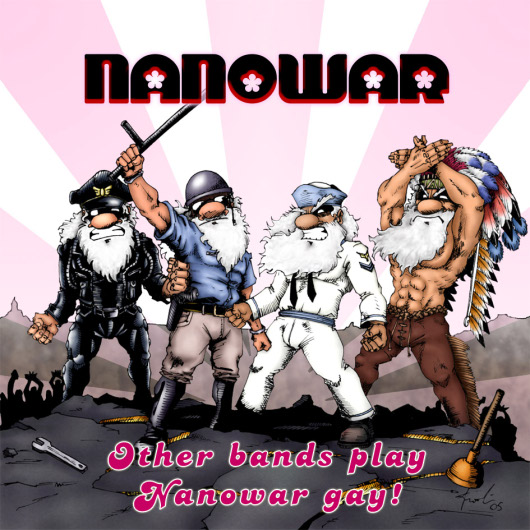 Nanowar album cover